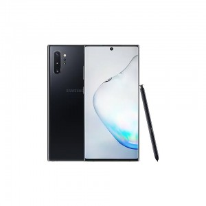 Samsung Galaxy Note 10+ (Aura Black, 12GB RAM, 256GB Storage)
