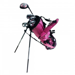 Fearless 6-9 Years Complete Junior Girls Golf Set