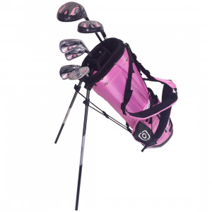 Fearless 9-12 Years Complete Junior Girls Golf Set