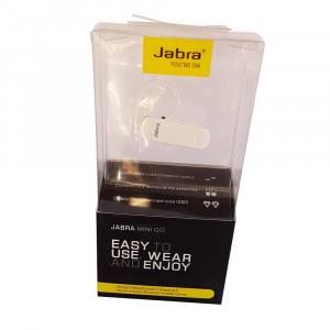 Jabra MIni Go Bluetooth (White)