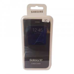 Samsung galaxy S7 I.C smart flip case (Grey)
