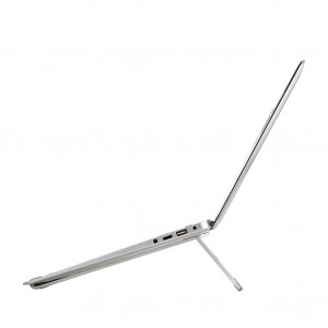Foldable Metal Laptop Stand and Cooling Pad