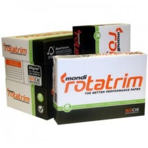 A3 MONDI ROTATRIM BOND PAPER(Box of 5)
