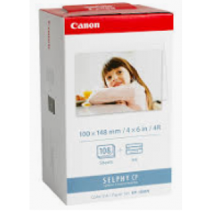 Canon - MEDIA/PAPER SET KP-108IN