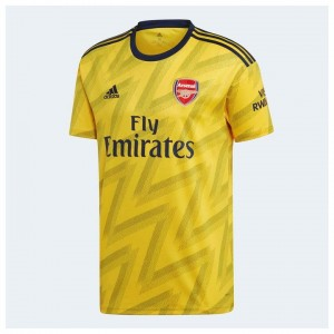 Replica Arsenal Jersey (Yellow)