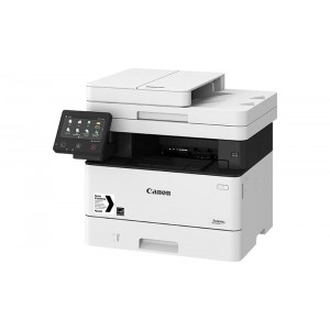 Canon - I-SENSYS MF421DW, Duplex Wireless B/W All In One MFP-A4