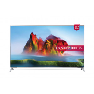 LG 49SJ800V Super UHD Smart Satellite TV