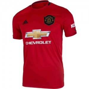 Replica Manchester United Jersey(Red)