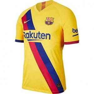 Replica Barcelona Jersey (Yellow)