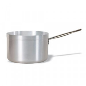 Saucepan With Long Handle With Lid 24CM