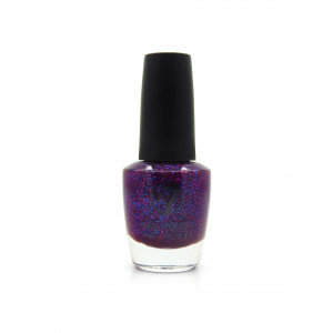 W7 Nail Polish (Cosmic Purple)