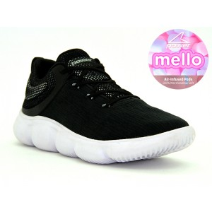 BATA LADIES SPORTS MELLO WEBSTER BLACK