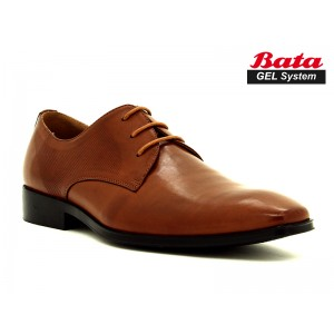 BATA DEST MENS DRESS BROWN