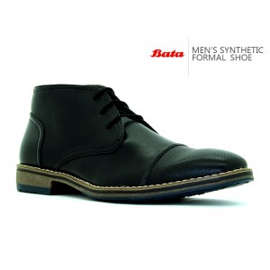 BATA MENS CASUAL MAX BLACK