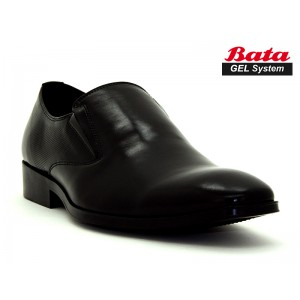 BATA DEST MENS DRESS BLACK