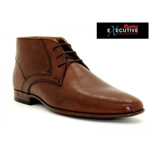 BATA MENS DRESS BAGWORTH BROWN 588