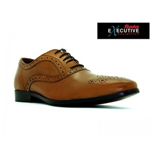 BATA MENS DRESS PALLET TAN 580