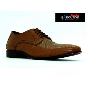 BATA MENS DRESS TAPLOW TAN 580