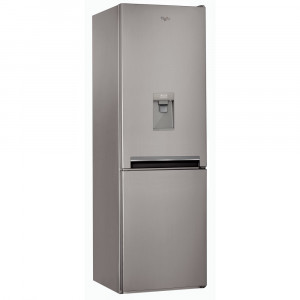 WHIRLPOOL Supreme NoFrost combi fridge and freezer BSNF 8101 OX AQUA