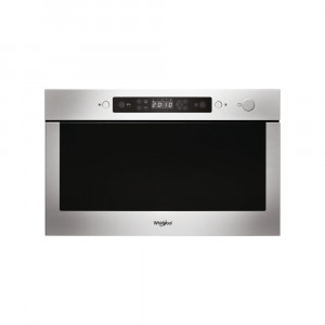 Whirlpool Absolute AMW 439/IX Built-In Microwave in Stainless Steel