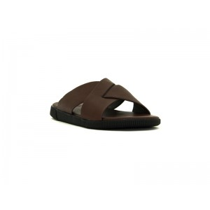 Bata Men's Sandals Brown