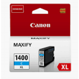 Canon - PGI-1400XL C - Cyan Ink Cartridge