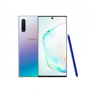 Samsung Galaxy Note 10 (Aura Glow, 8GB RAM, 256GB Storage)