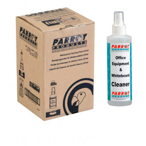Parrot Cleaning Fluid Whiteboard (237 ml Uncarded Box Of 6)