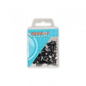 Parrot Push Pins Boxed 25