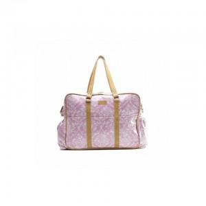 Emily Louise Toddler Bag Damask Pink