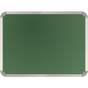 Parrot chalk Boards Non-Magnetic Aluminium Frame (2400*1200mm)