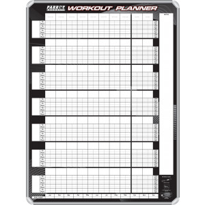 Parrot Workout Planner Magnetic (1200*900mm)