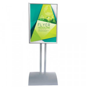 Parrot Poster Frame Stand A1 Portrait (655*650mm)