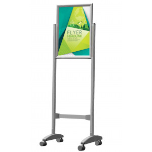 Parrot Poster Frame Stands - Double Sided A0
