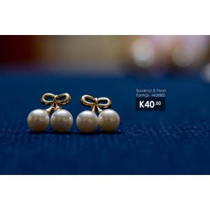 Bow Knot Earring (MOE002)
