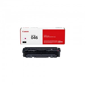 Canon 046M Laser Toner Cartridge Magenta :Cartridge 046 M (LBP 65x Series,MF73x Series = Approx 2300 pages)