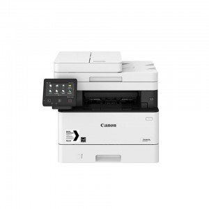 Canon I-SENSYS LASER MFP MF421DW ICASA LABEL - Mono Laser All-In-One Printer, copier & scanner. Prints: Single-Up to 38 ppm (A4); Up to 63.1 ppm (A5-Landscape), Double-Up to 30.3 ipm (A4). Plain paper: A4, A5, A5 (Landscape), A6, B5, Legal, Letter, Execut
