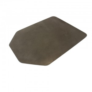CARPET PROTECTOR NON SLIP GREY TAPERED RECTANGLE 1200 X 900 X 2.75MM
