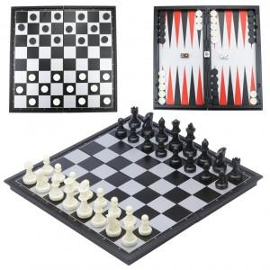 Chess, Checkers, Backgamon