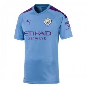Replica Manchester City Jersey (Blue)