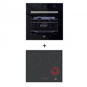 DCB 896 Defy 600 Mm  DBO 489 Oven And DHD 406 Hob Box Set