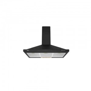 Defy 900 Premium Black Chimney Cookerhood DCH 313