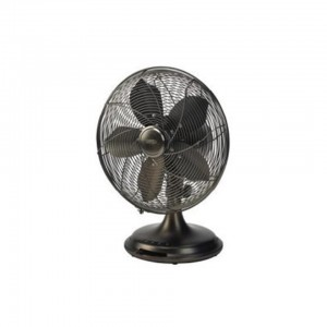 Defy Desk Fan 38W Chrome Ddf 1203 C 30CM