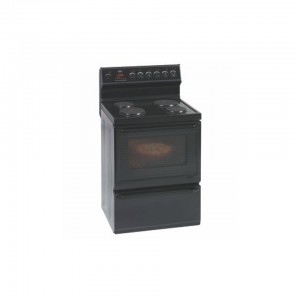 DEFY 731 ELECTRIC STOVE - BLACK - DSS449