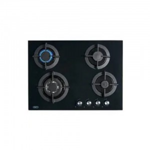 DEFY DHG130 4 BURNER GAS HOB ON GLASS HOB