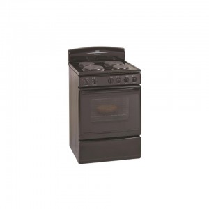 DEFY KITCHENMASTER 621 COOKERS Black 81 L oven capacity DSS512