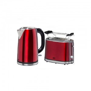 DEFY RED TOASTER & KETTLE Bundle Offer - DSB001