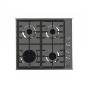 Defy Slimline Gas Hob Side Control (Stainless Steel) DHG602