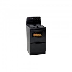 DEFY DSS506 Electric Cooker with Thermo Fan 49L 521S (BLK)