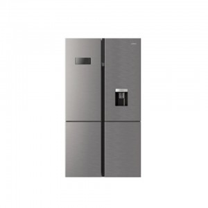 4 Door Side-by-Side water dispenser Fridge Freezer With Multizone DFF405